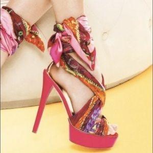 NWB Bebe Scarlett High Heels